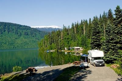 Wohnmobilurlaub in Kanada