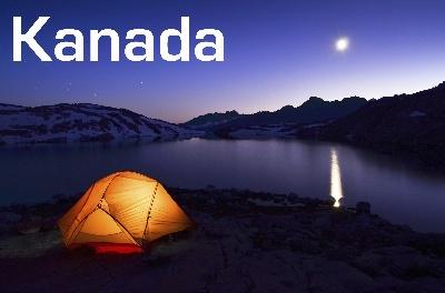 Ihr Spezialist für Kanadareisen
