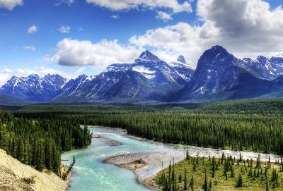 Banff - Jasper Nationalpark