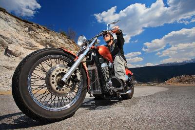 mit der Harley durch Amerika