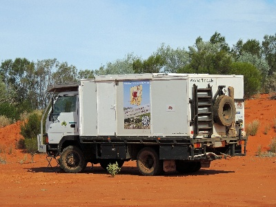Unser 4WD-Camper