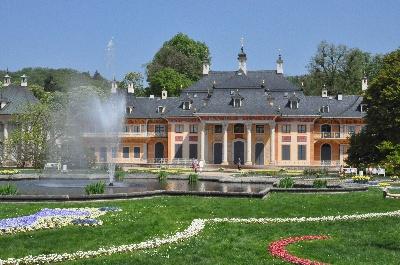 Ausflüge zum Lustschloss Pillnitz