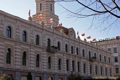 Tbilisi Freiheitsplatz