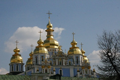 Kiew. Reise zur Mutter aller russischen Städte.