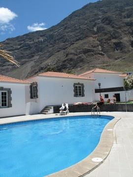 Unsere Unterkunft in Bungalows mit Pool