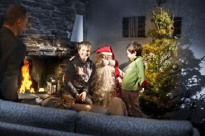 Weihnachten im Land des Weihnachtsmannes