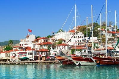 Marmaris Südwestküste Türkei