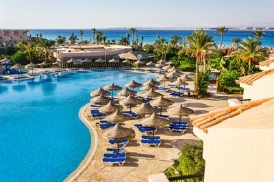Urlaub am Roten Meer in Ägypten
