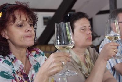 Weinprobe Pfalz