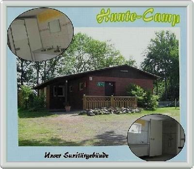 Sanitärgebäude Campingplatz Hunte-Camp