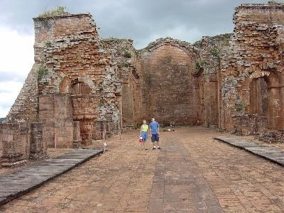 Jesuitenreduktion Trinidad, Paraguay