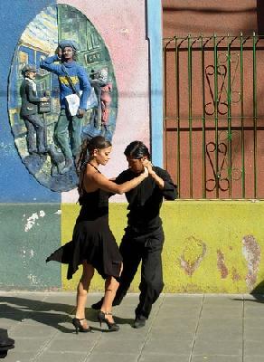 ¡Tango! La Boca, Buenos Aires, Argentinien