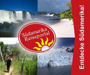 Südamerika Reiseportal - Entdecke Südamerika!