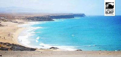 Surfen in El Cotillo auf Fuerteventura