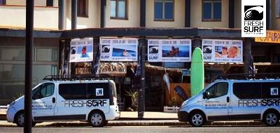 FreshSurf Surfschule auf Fuerteventura