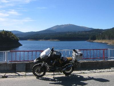 Bergsee Transalpina