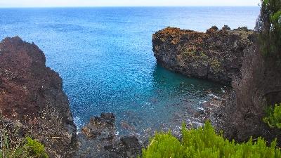 Schwimmen Azoren