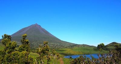 Pico Hochland Lagoa