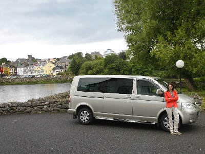 Reisen in den Südwesten Irland